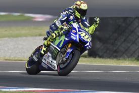 Yamaha, Rossi, Argentina