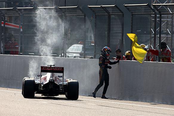 Verstappen: Renault a 'nightmare'