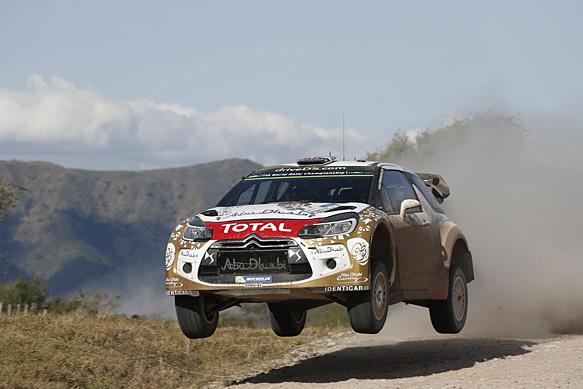 Kris Meeke, Citroen, WRC Argentina 2015