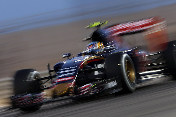 Big updates unlikely for Toro Rosso