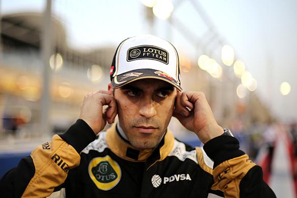 Lotus: Maldonado has to earn his seat