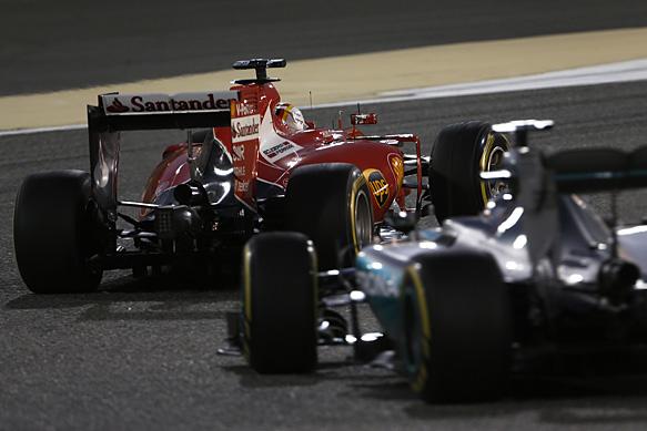 Ferrari power gap now 'zero' - Lauda