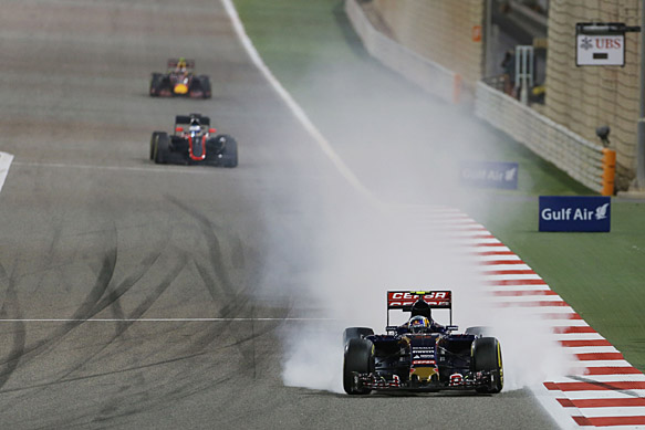 Toro Rosso pair will take more risks