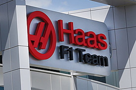 Haas F1 factory, USA