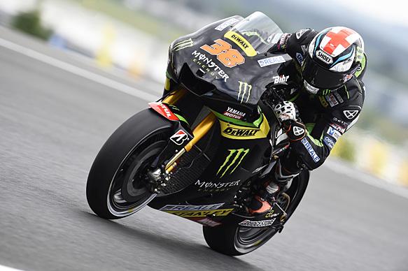 Bradley Smith, Tech 3 Yamaha, Le Mans MotoGP 2015