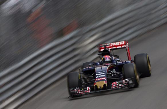 Max Verstappen, Monaco GP 2015