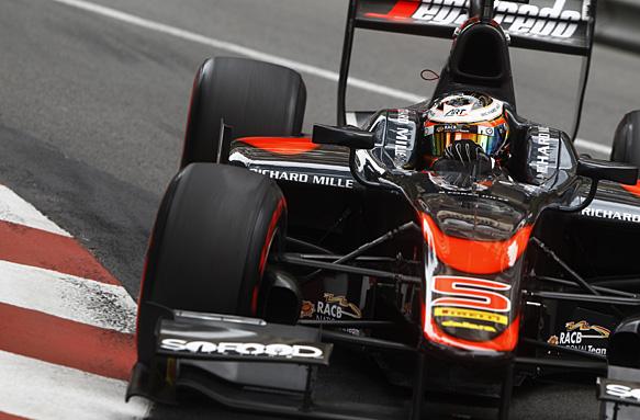 Vandoorne wins Monaco GP2 opener