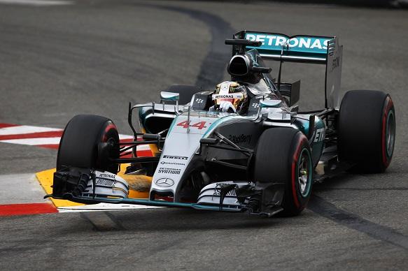 Hamilton, Monaco GP