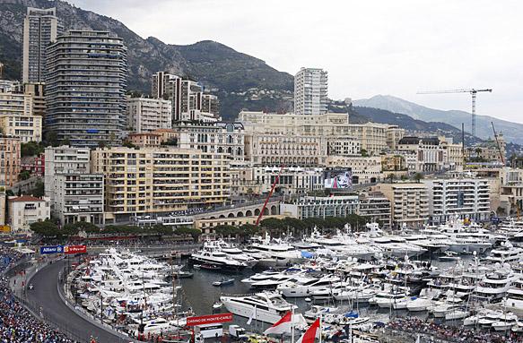 Monaco Grand Prix 2015