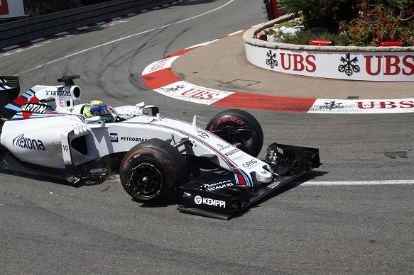 Massa, Monaco GP