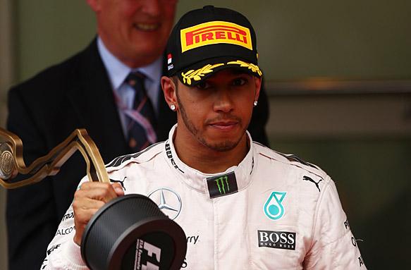 Hamilton 'can't express' feelings
