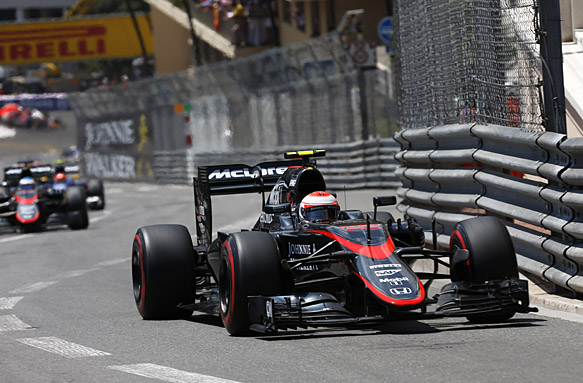 Button proud of first 2015 points