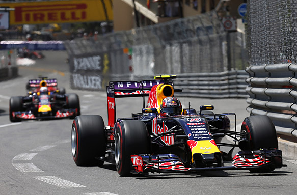 Red Bull considers taking penalties