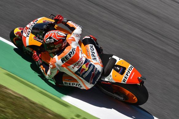 Marc Marquez, Honda, Mugello