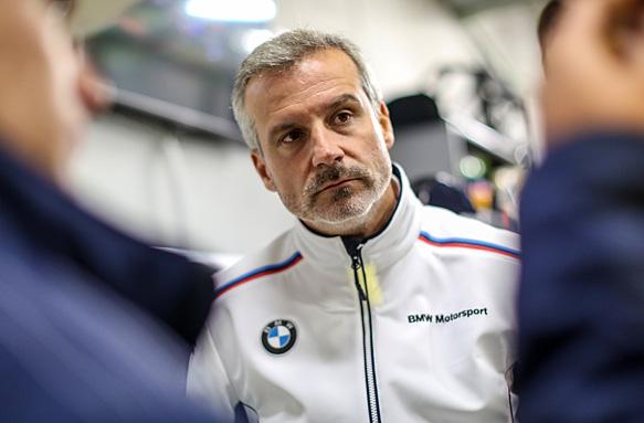 Jens Marquardt, BMW motorsport boss, 2015