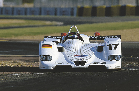 BMW V12 LMR, 1999 Le Mans 24 Hours