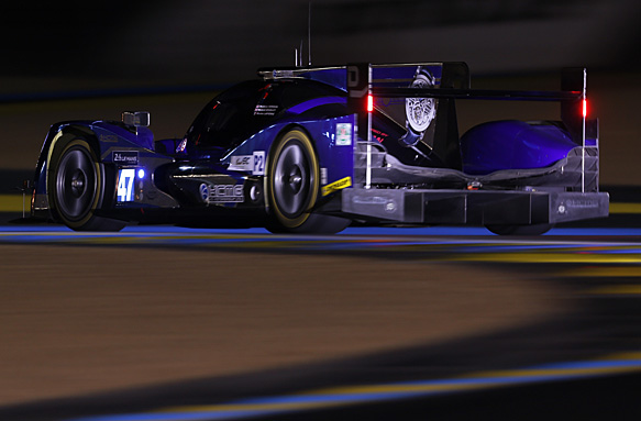 KCMG LMP2, Le Mans 2015