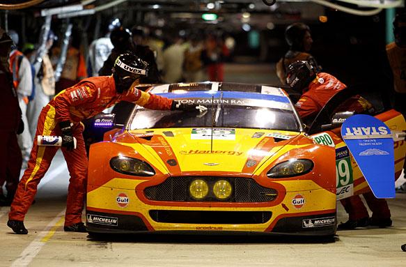 #99 Aston Martin, Le Mans 2015