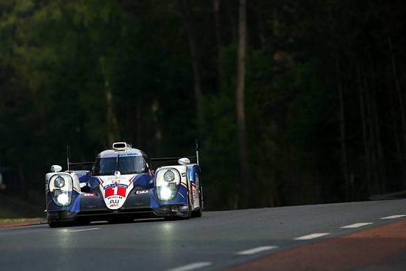 Toyota, Le Mans 2015