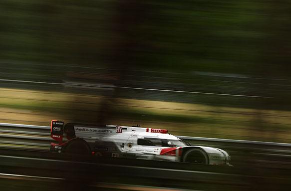 Audi, 2015 Le Mans 24 Hours