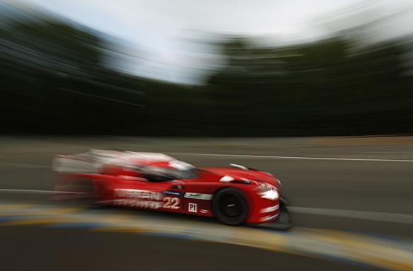 Nissan GT-R LM NISMO, Le Mans 2015