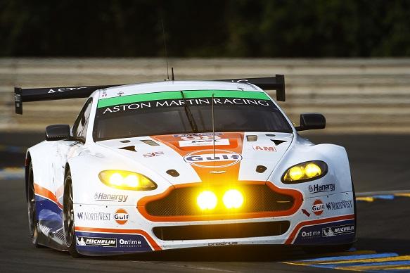 Lamy Aston Le Mans