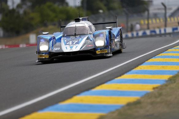 Bradley Le Mans 2015