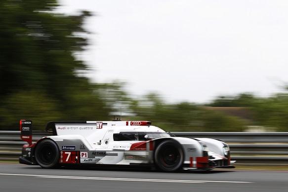 Lotterer Le Mans 2015