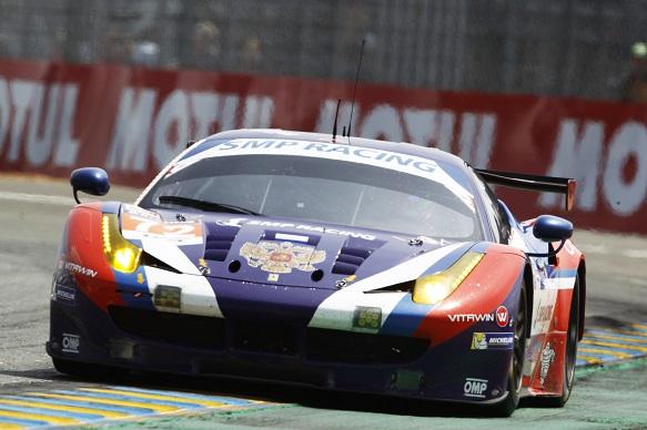 Bertolini Le Mans 2015
