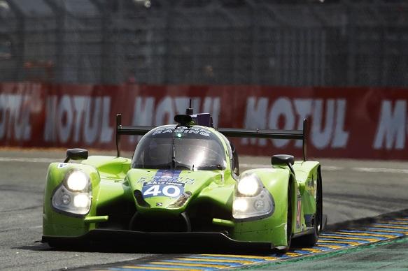 Krohn Le Mans 2015