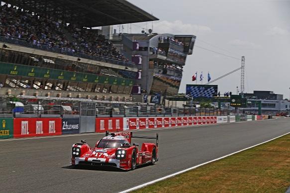 Bernhard Le Mans 2015