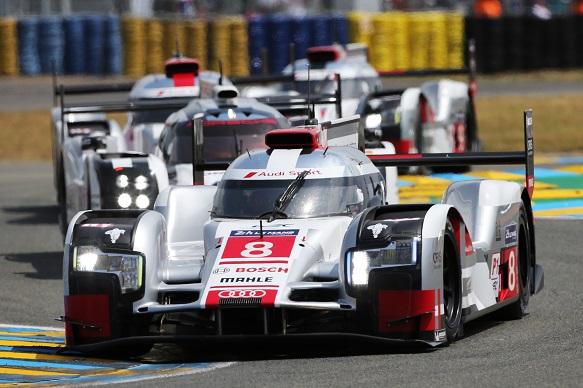 di Grassi Le Mans 2015