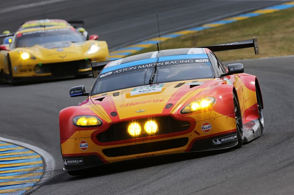 Rees Le Mans 2015