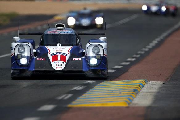 Davidson Le Mans 2015