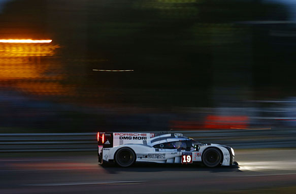 #19 Porsche 919, Le Mans 2015