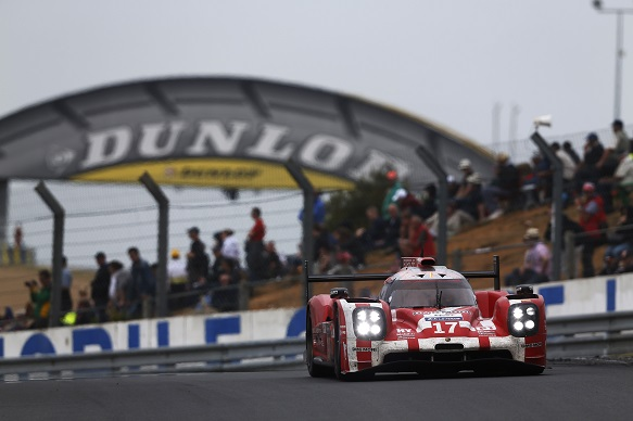 Hartley Le Mans 2015