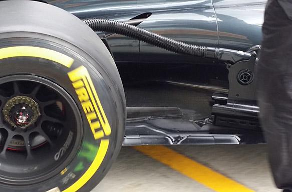 McLaren tech