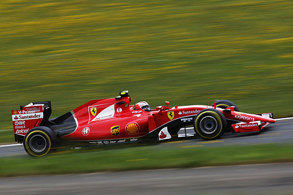 Raikkonen has lost 'edge' - Coulthard