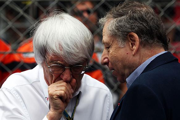 Todt tells Ecclestone to stop slating F1