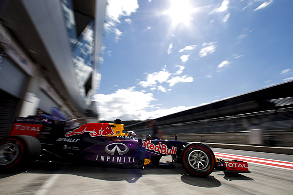 Red Bull exit could force F1 change