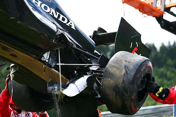 Alonso may get British GP grid penalty