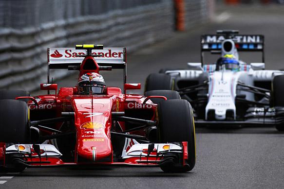 Massa: Pressure affecting Raikkonen