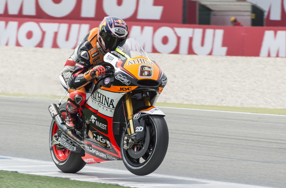 Bradl, Forward Racing