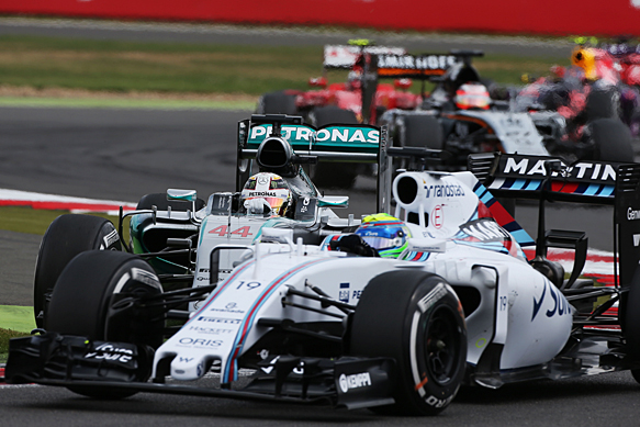 Mercedes: Williams was wrong-footed
