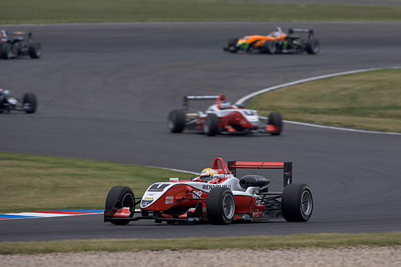 Jules Bianchi, ART, Lausitzring Euro F3 2009