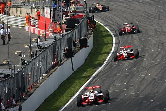 Jules Bianchi, ART, Brands Hatch Euro F3 2009