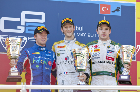 Bianchi, GP2 2011