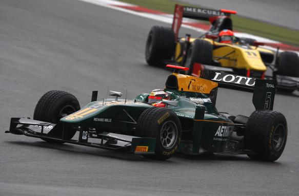 Bianchi, GP2, Nurburgring