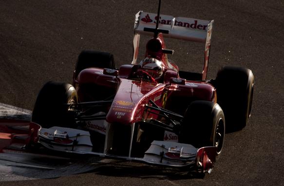 Bianchi, Ferrari, 2011