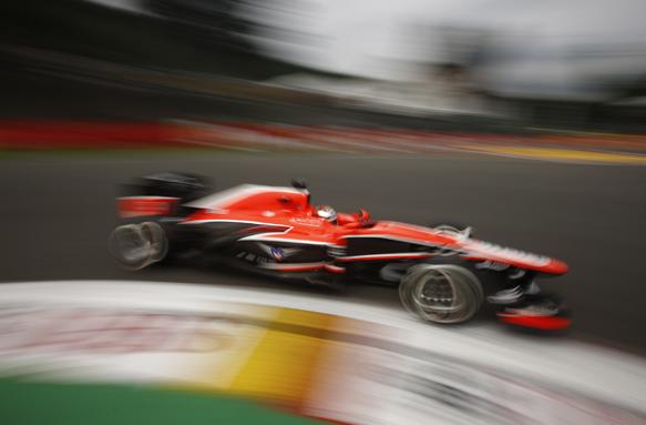 Bianchi, Marussia, 2013, Spa